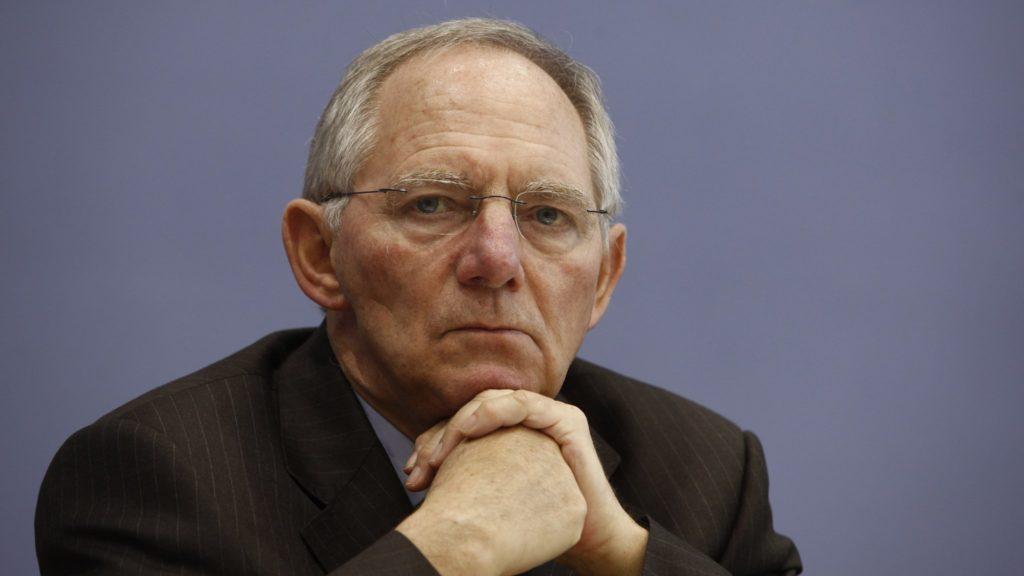 Σόιμπλε: Μετά τις εκλογές θα απαντήσει αν θα παραμείνει στο πόστο του