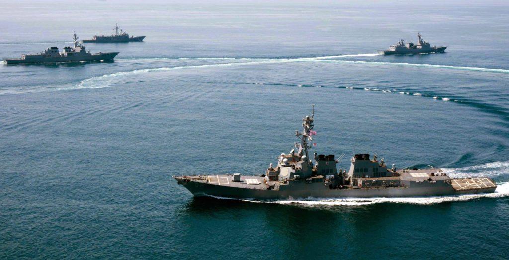 «Μία σύγκρουση στη Νότια Σινική Θάλασσα θα κλονίσει το διεθνές εμπόριο και θα οδηγήσει στη φτώχεια εκατομμύρια ανθρώπους»