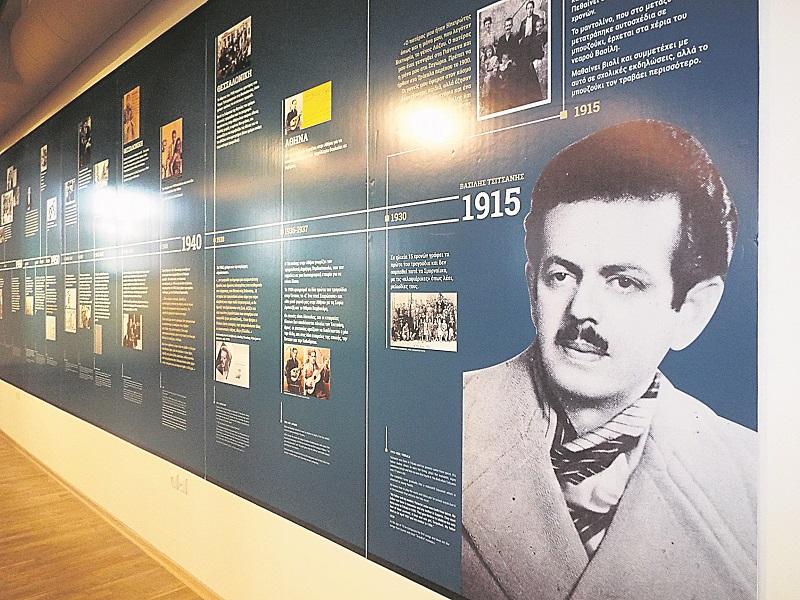 To μουσείο του Τσιτσάνη