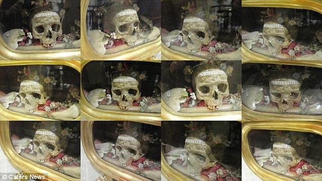 Ημέρα Αγίου Βαλεντίνου: Έχετε δει ποτέ το πρόσωπο του αγίου; (photos)