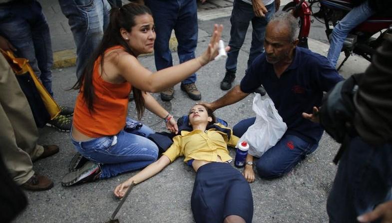 Βενεζουέλα: Νεκροί από χθες τουλάχιστον 11 άνθρωποι στις συμπλοκές