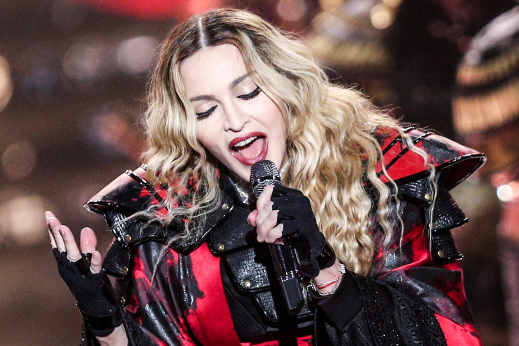 Madonna: Η ζωή της, ταινία!