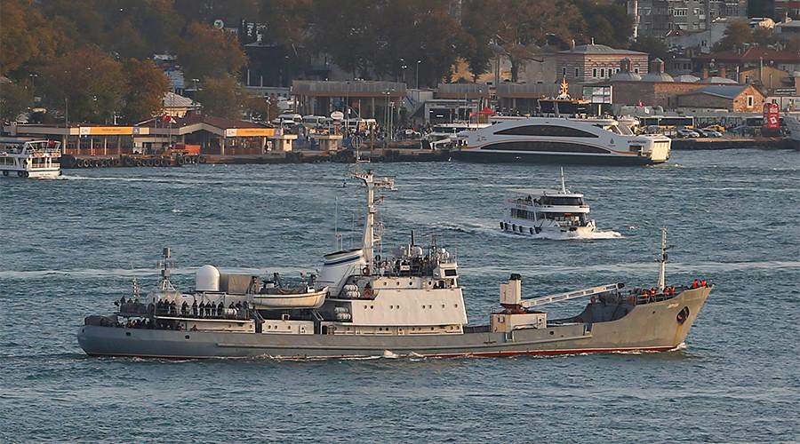 Βυθίζεται ρωσικό πλοίο στη Μαύρη Θάλασσα – Σώθηκε το πλήρωμα