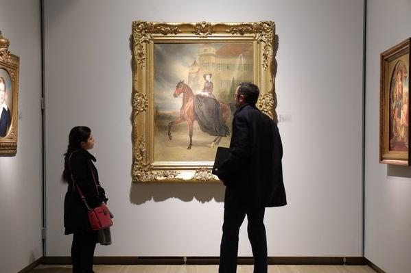 Η τραγική ιστορία πίσω από τον πίνακα της έφηβης πριγκίπισσας Σίσι που πωλήθηκε 1,5 εκατομμύριο ευρώ (Video)