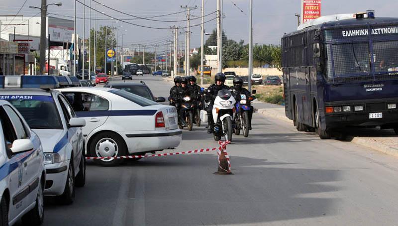 Παγκράτι: Βρέθηκε ύποπτη βαλίτσα κοντά στο γραφείο του Κυριάκου Μητσοτάκη