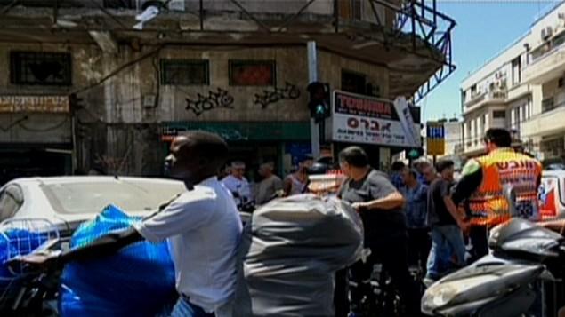Τελ Αβίβ: Επίθεση αυτοκινήτου σε πλήθος, λίγο πριν την επίσκεψη Τραμπ – Πέντε τραυματίες (Video)