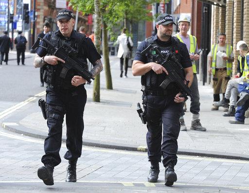 Βρετανία: Στο ανώτατο επίπεδο συναγερμού η χώρα – Σε κρίσιμη κατάσταση 20 από τους τραυματίες