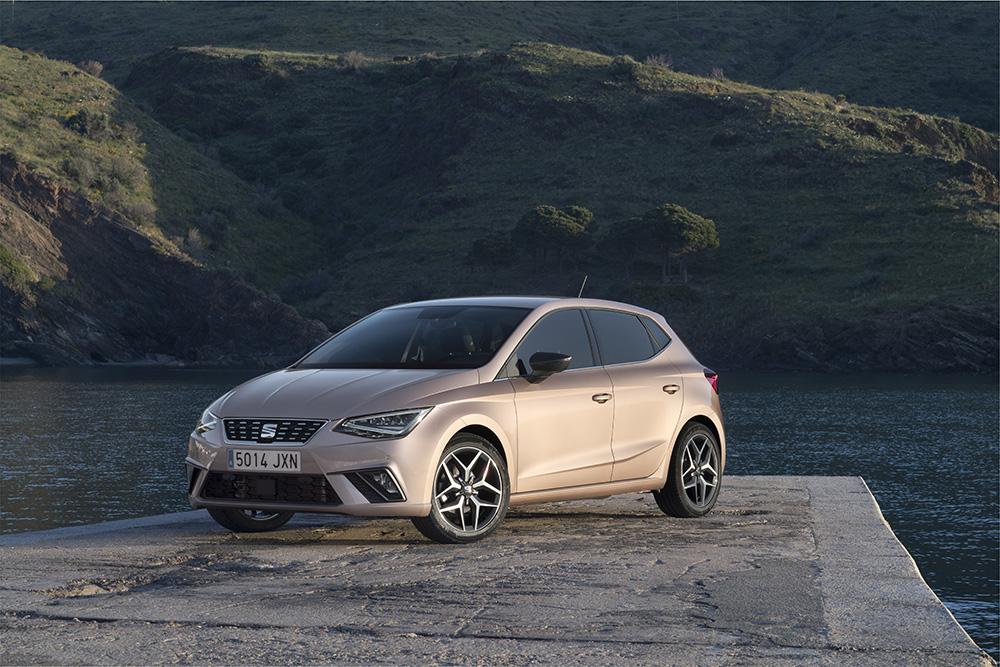 Nέο SEAT ΙΒΙΖΑ: τον Ιούνιο, από €11.700