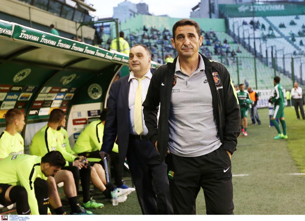 ΑΕΚ: Διαψεύδει την «Marca» ο Χιμένεθ