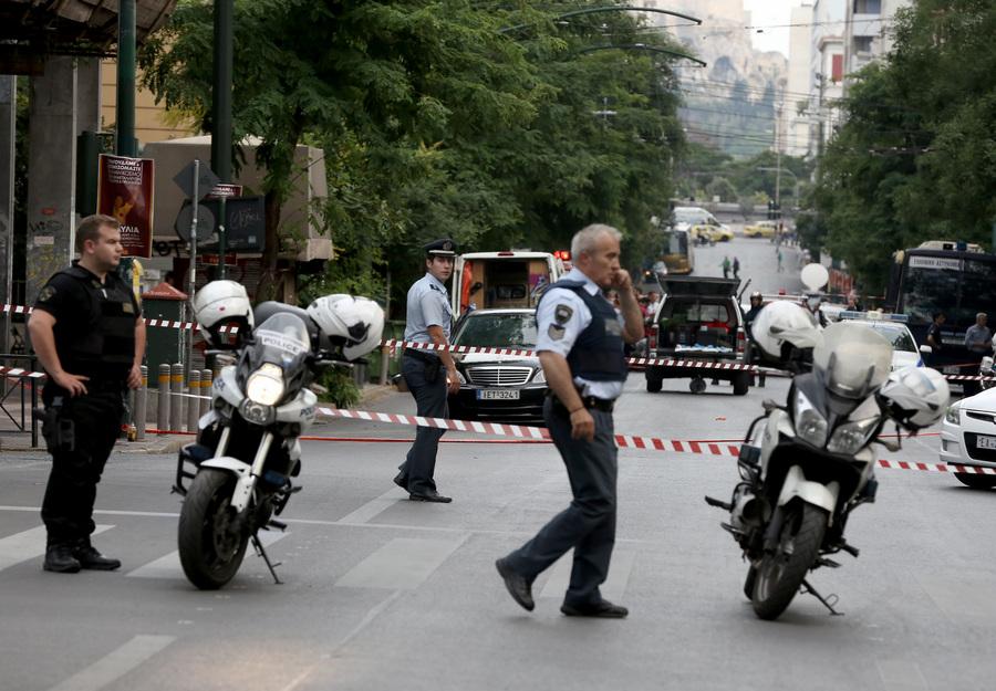 Με εκρηκτικά και όπλα συνελήφθη 29χρονος για την  επίθεση στον Λουκά Παπαδήμο