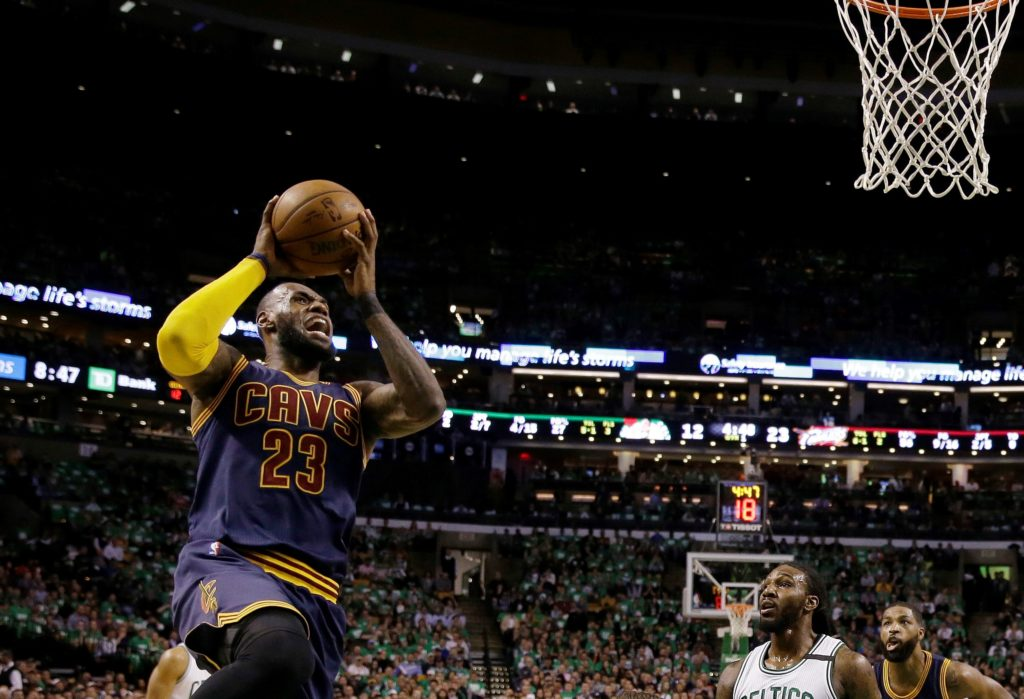 NBA: Έγραψε ιστορία ο ΛεΜπρον! (Video)
