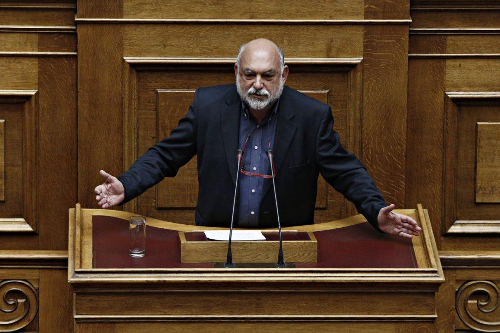 Προσπάθεια συκοφάντησης από την Ν.Δ καταγγέλλει ο Συρμαλένιος με αφορμή τις κατηγορίες της Α.Ασημακοπούλου
