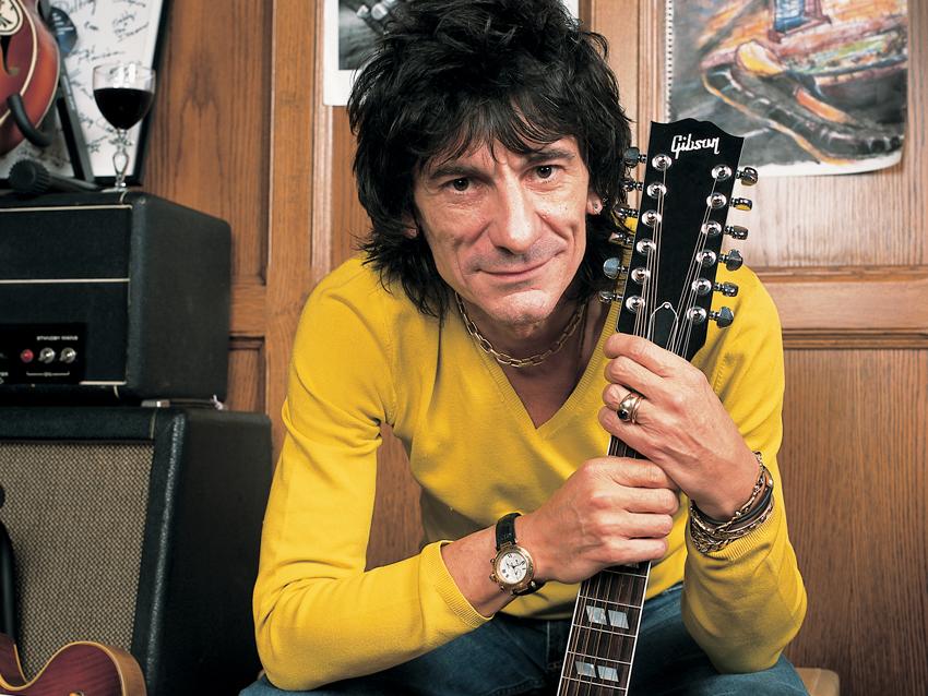 Στο νοσοκομείο ο Ρόνι Γουντ των Rolling Stones