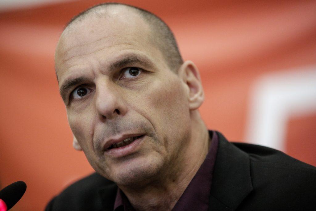 Βαρουφάκης: Τι λέει για τις διαρροές από το Eurogroup και τον ESM