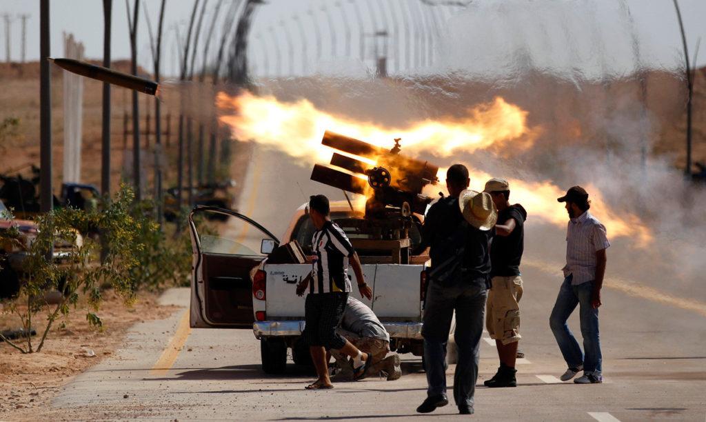 Γιατί η Λιβύη είναι φυτώριο ισλαμιστών τρομοκρατών