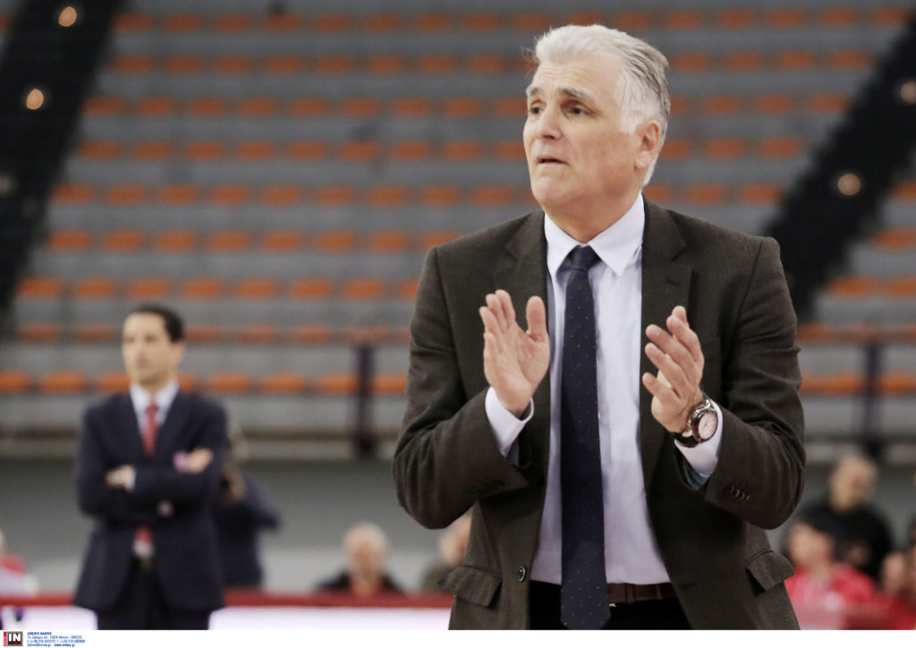 Μπάσκετ: Μαρκόπουλος τέλος από τον ΠΑΟΚ