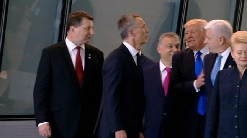 Σάλος στο Μαυροβούνιο από την «σπρωξιά» του Τραμπ στον πρωθυπουργό της χώρας