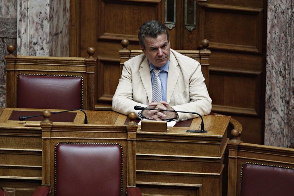 Πετρόπουλος:  Μείωση των συνταξιούχων με σύνταξη κάτω των 500 ευρώ σε σχέση με πέρσι
