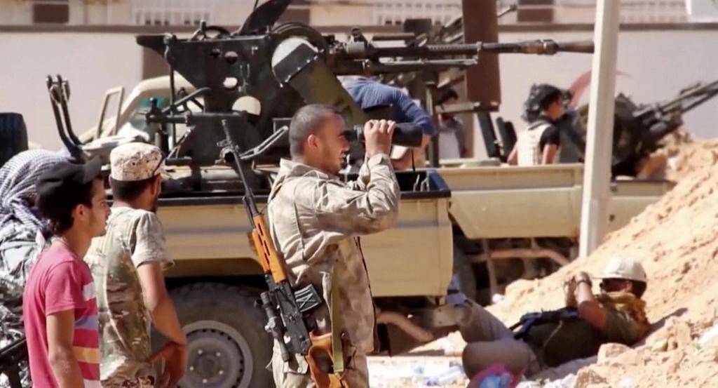 Λιβύη: 28 νεκροί σε σφοδρές συγκρούσεις στην Τρίπολη