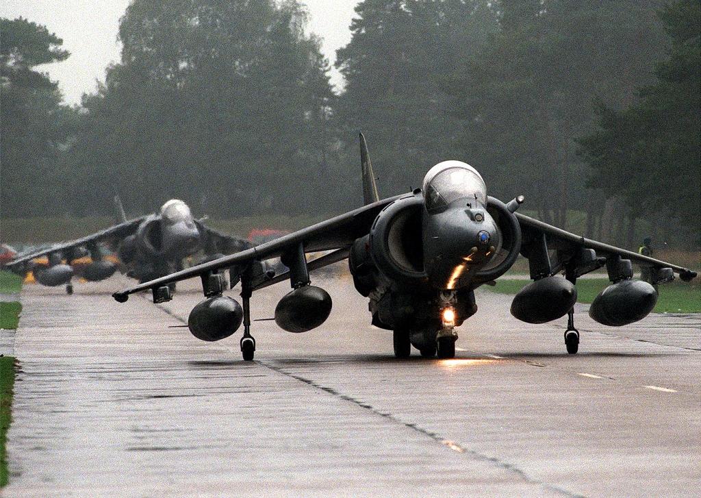 Βρετανία: Μαχητικά αεροσκάφη καταδίωξαν ρωσικό αεροπλάνο