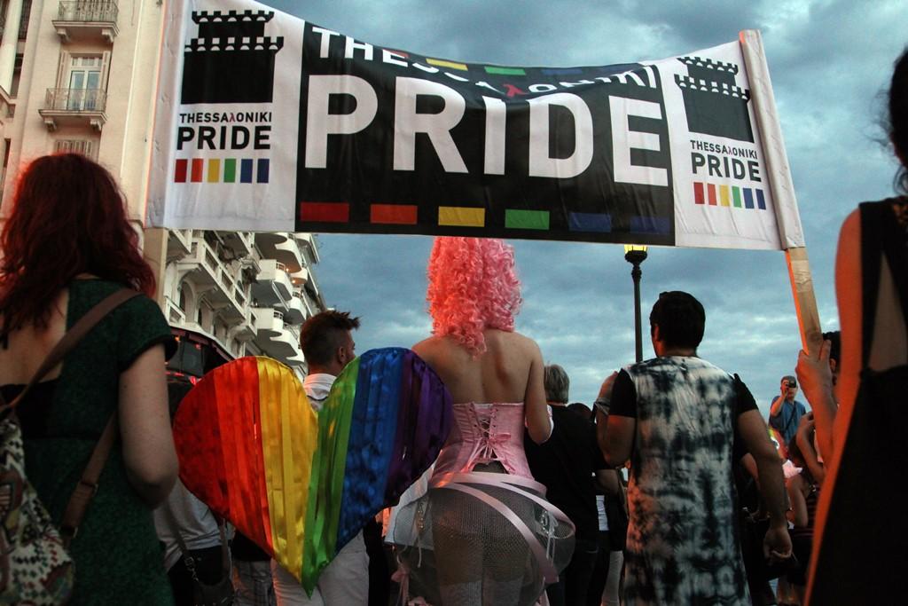 Θεσσαλονίκη: Το πρώτο αυτοοργανωμένο GayPride