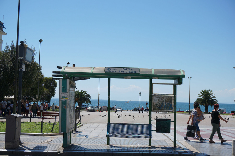 Δημόσιες και πράσινες συγκοινωνίες στη Θεσσαλονίκη υπόσχεται ο Φάμελλος
