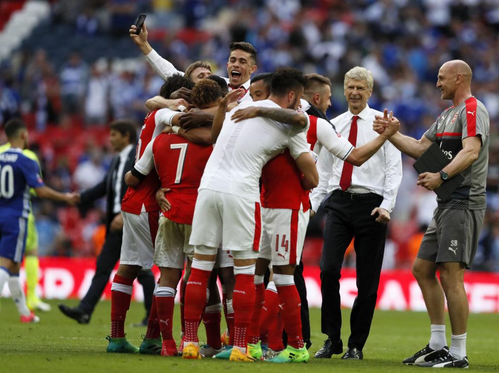 Στην Άρσεναλ το Κύπελλο Αγγλίας