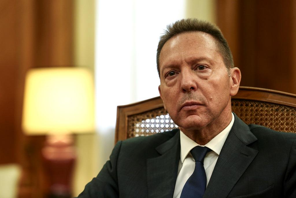 Προκαταρκτική εξέταση  από τον εισαγγελέα υπηρεσίας για απειλές κατά Στουρνάρα