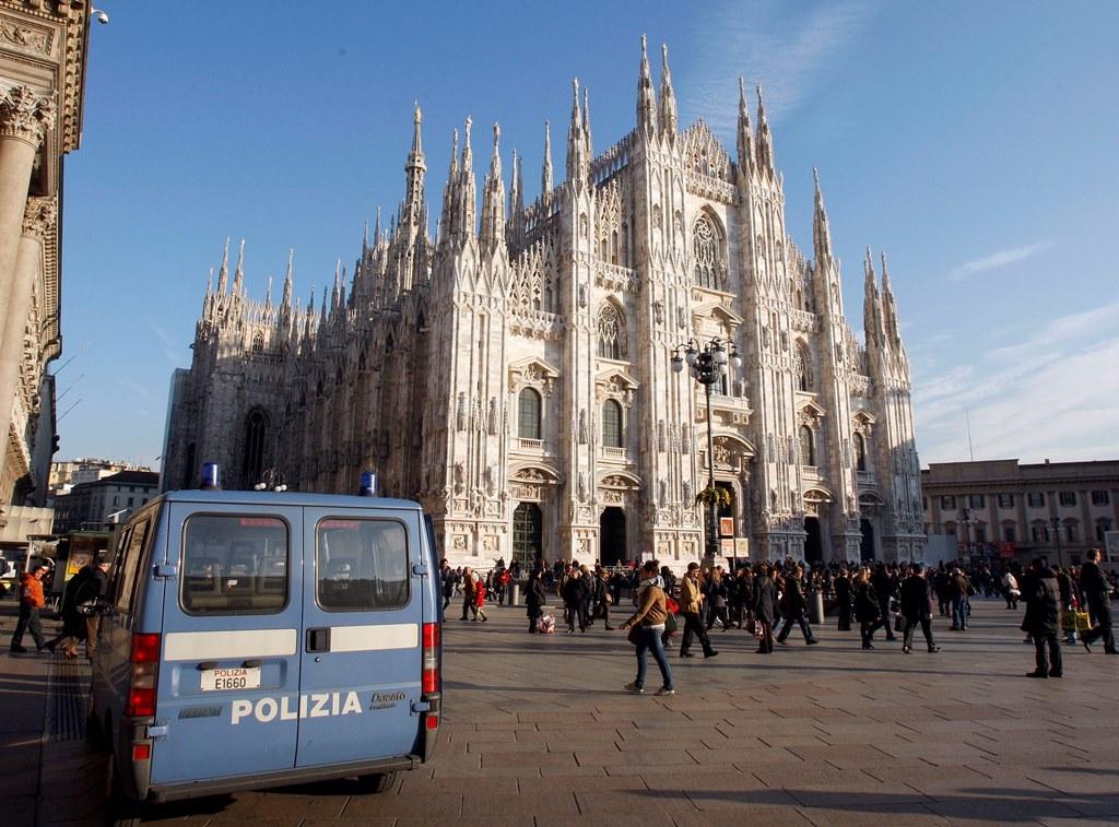 Απενεργοποιήθηκε τρομοδέμα με προορισμό το Μιλάνο