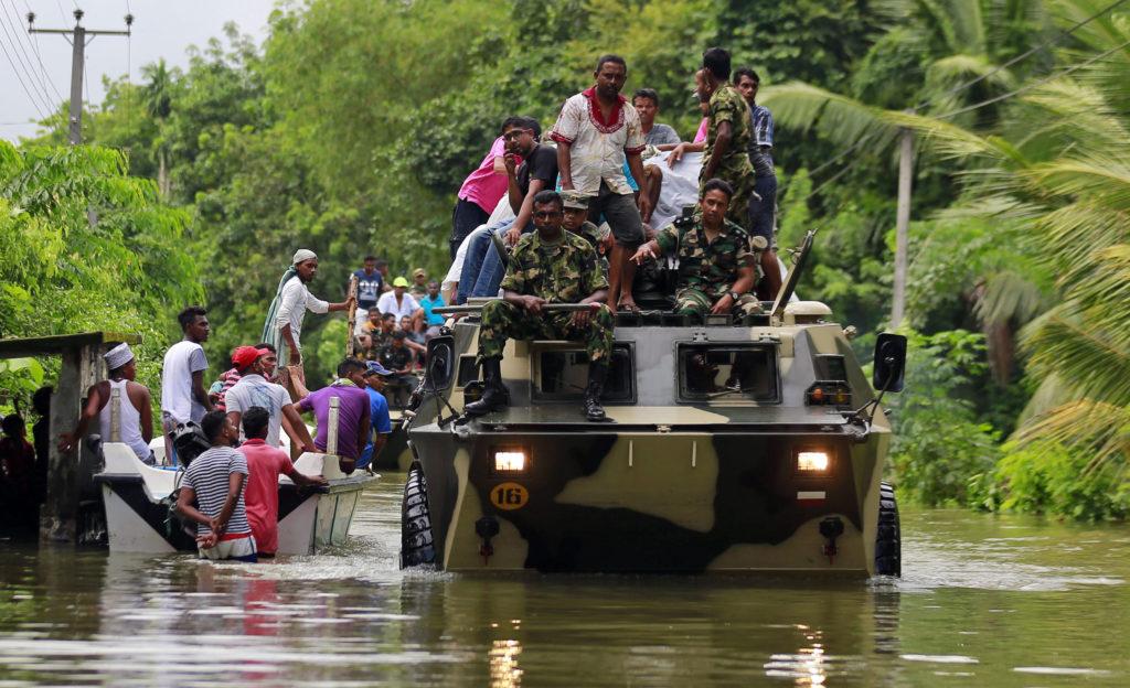 Βοήθεια στη Σρι Λάνκα προσφέρει το Πεκίνο