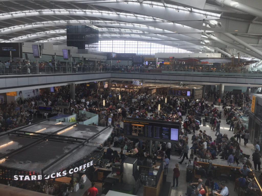 Εξακολουθούν τα προβλήματα για την British Airways