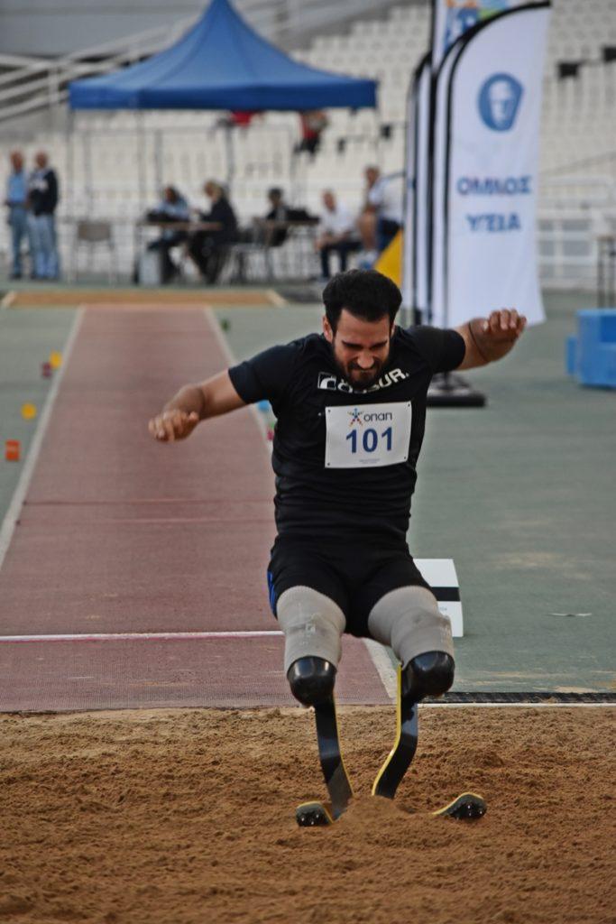 Παγκόσμιο ρεκόρ στο μήκος από τον Γιάννη Σεβδικαλή στο Πανελλήνιο Πρωτάθλημα Στίβου ΟΠΑΠ 2017