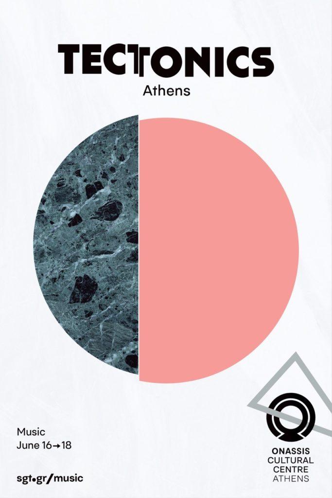 Μουσική στη Στέγη και εκτός: TECTONICS ATHENS