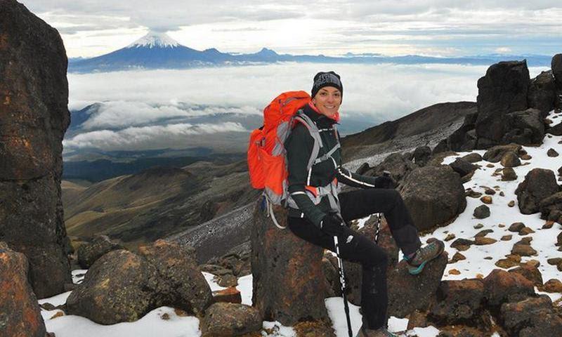 8.250 μέτρα για την Κική Τσακαλδήμη: Μια σπουδαία προσπάθεια κι ας μην άγγιξε την κορυφή του Εβερεστ