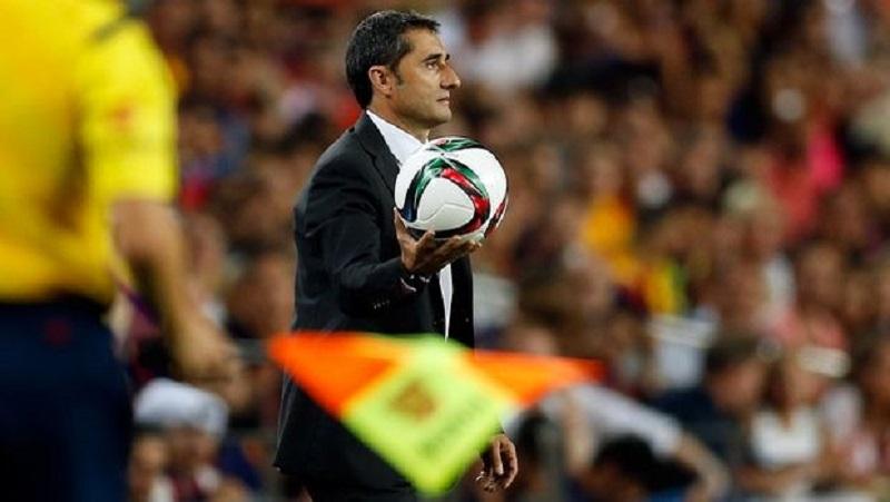 Και επίσημα νέος προπονητής της Μπαρτσελόνα ο Ερνέστο Βαλβέρδε