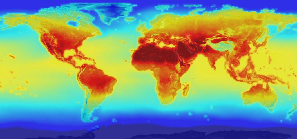 Κλιματική αλλαγή: Ως 8 βαθμούς Κελσίου πιο ζεστές οι πόλεις έως το 2100