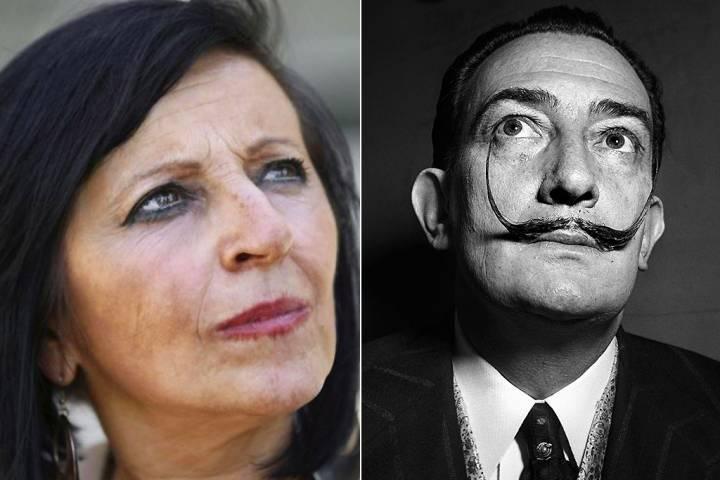 «Δικαίωση» και όχι την περιουσία του Νταλί ζητά η 62χρονη που δηλώνει κόρη του