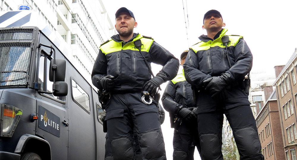 Ολλανδία: Η αστυνομία ανακρίνει Ισπανό συλληφθέντα