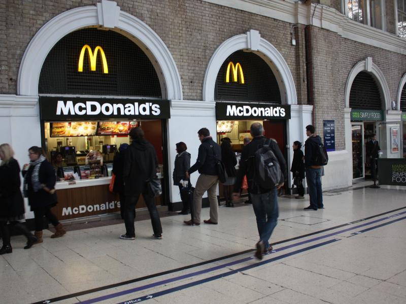 Λονδίνο: Απεργία στα McDonald's για πρώτη φορά στην ιστορία τους