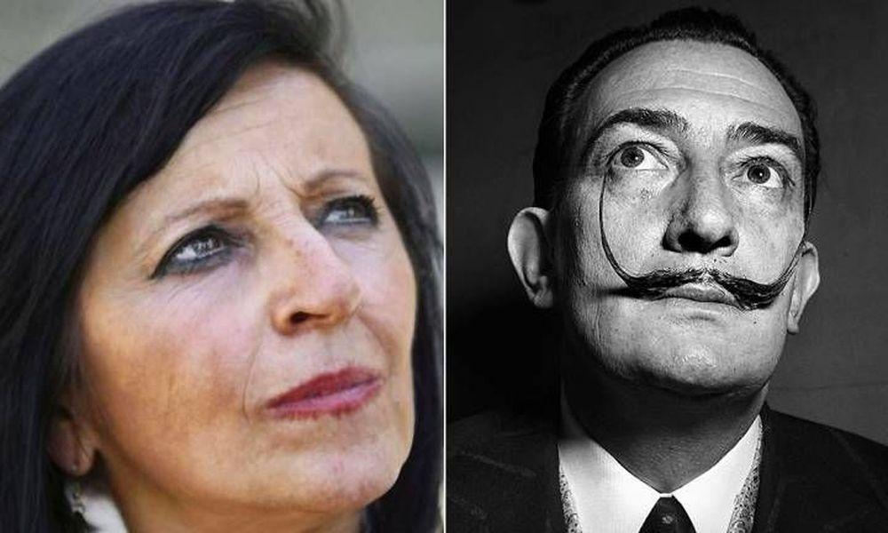 Δικαίωση Νταλί: Δεν είναι κόρη του η Πιλάρ Άμπελ