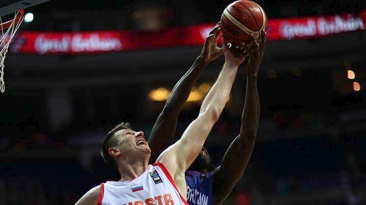 Ευρωμπάσκετ: Ρωσία-Ελλάδα στα προημιτελικά – Τι λέει ο Αντρέι Βοροντσέβιτς