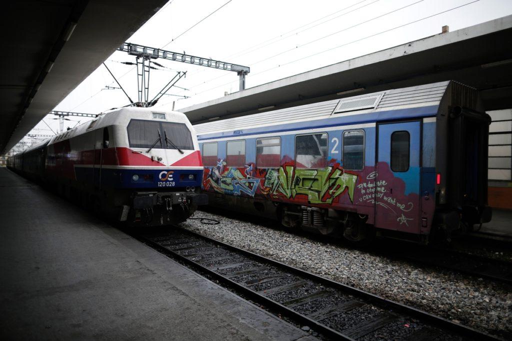 Χωρίς τρένα την Πέμπτη – Απεργία των Σιδηροδρομικών