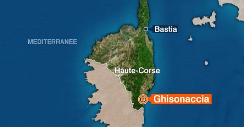 Συνετρίβη αεροσκάφος στην Κορσική – 4 νεκροί