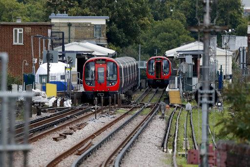 Λονδίνο: Συνέλαβαν 17χρονο ως ύποπτο για τη βόμβα στο μετρό