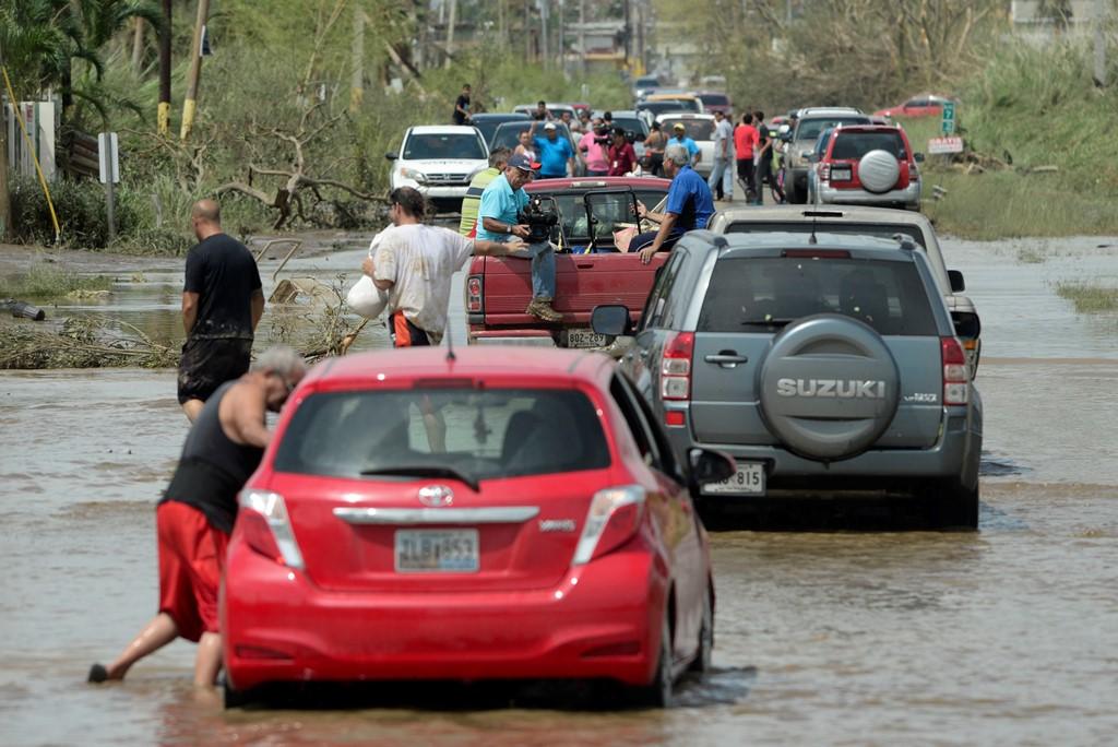 Πουέρτο Ρίκο: Υποχώρησε φράγμα, ξεσπιτώνονται 70.000 κάτοικοι
