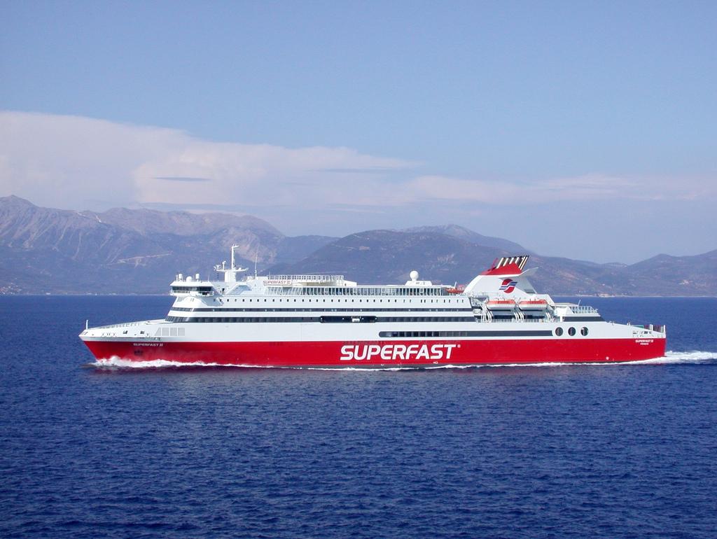 Νεκρός επιβάτης στο πλοίο της γραμμής Ιταλία – Πάτρα