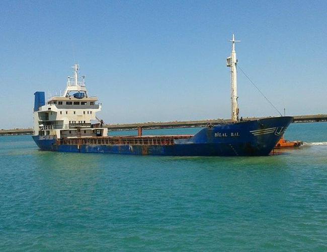 Τρεις σοροί ανασύρθηκαν το φορτηγό πλοίο που βυθίστηκε στον Βόσπορο