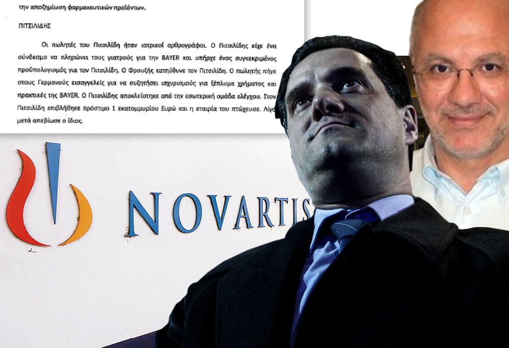 #Novartis_Gate: Σύμβουλος του Άδωνι Γεωργιάδη «ξέπλενε» χρήμα για φαρμακοβιομηχανίες