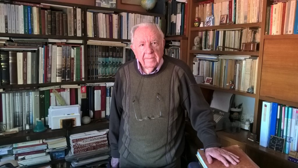 Γιάννης Καιροφύλας: Πηγαίναμε να πιάσουμε τον Μάη στα Πατήσια – Συνέντευξη στο Documento