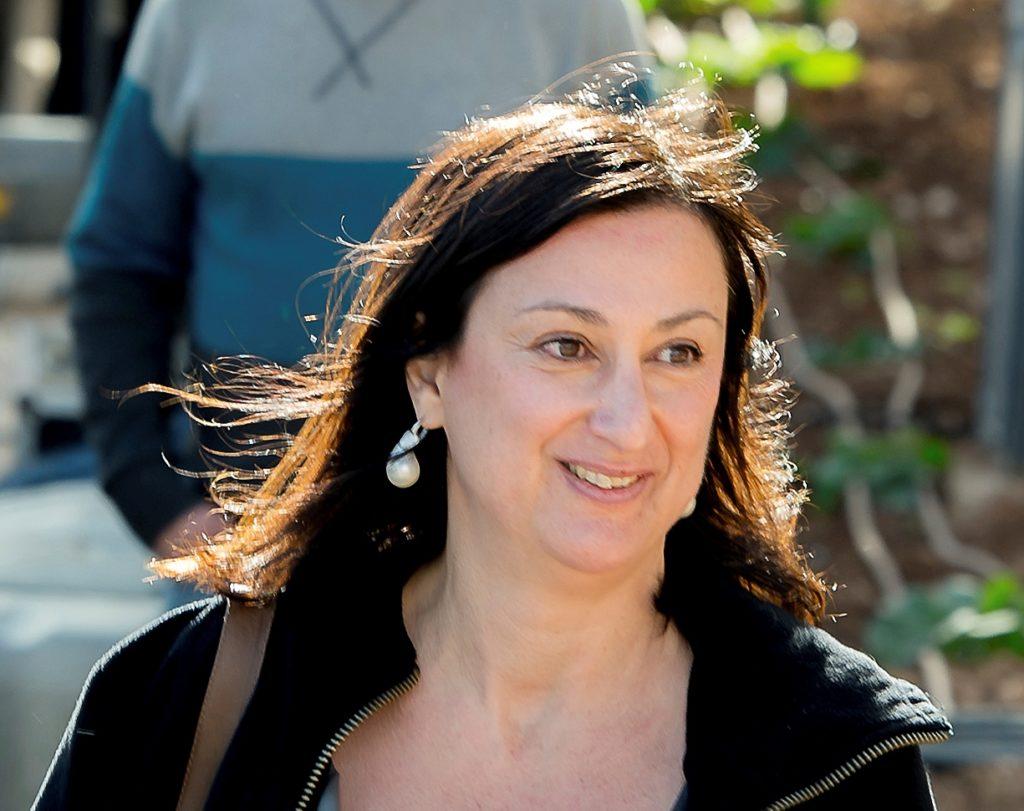 Παραδόθηκε στην ΕΛΑΣ πληροφοριοδότης της δολοφονημένης Μαλτέζας δημοσιογράφου